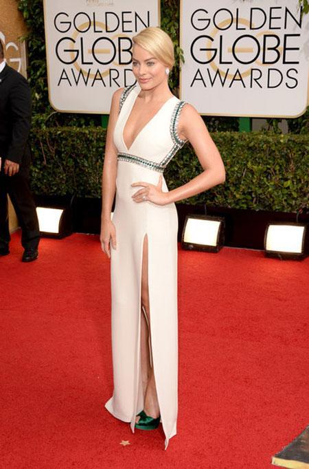 10 mẫu áo đầm đẹp nhất tại lễ trao Quả cầu vàng 2014