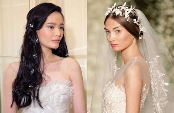 Phụ diện đẹp & lạ cho mái tóc giúp cô dâu thêm lộng lẫy 8