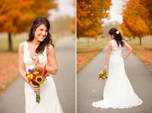 Chọn hoa tone ấm áp cho đám cưới mùa lạnh 16