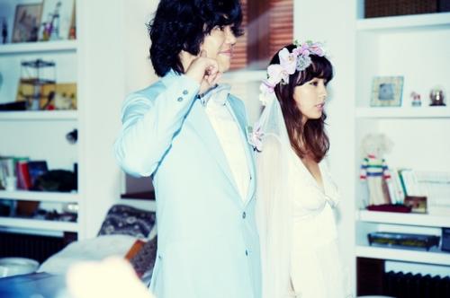 Tiết lộ ảnh cưới đáng yêu của Lee Hyori 3