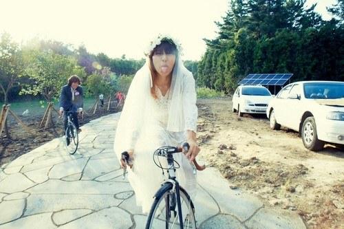Tiết lộ ảnh cưới đáng yêu của Lee Hyori 8