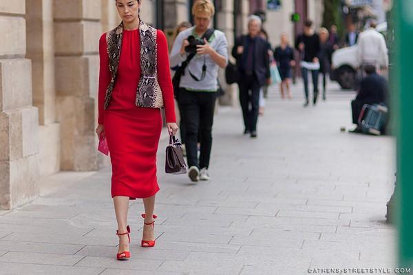 6 gợi ý vận dụng màu sắc dễ đẹp cho mùa thời trang 2015 16