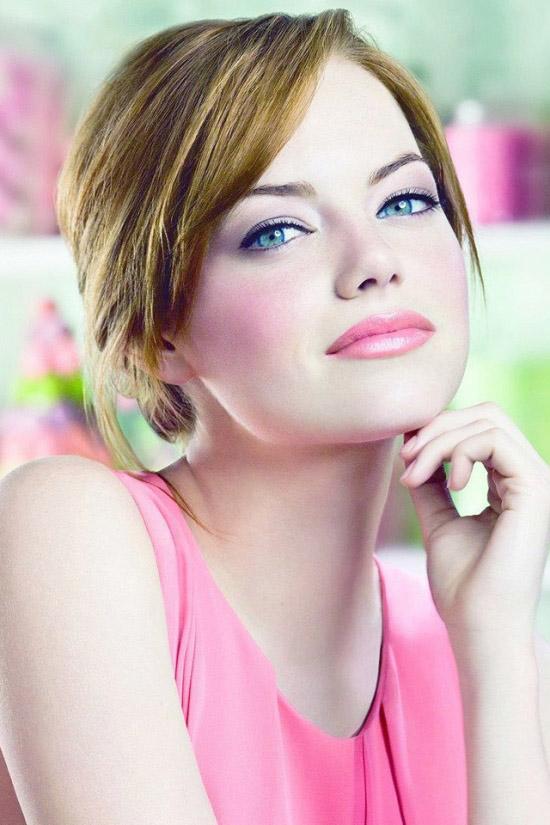 Emma Stone - Nét gợi cảm đằng sau vẻ trong sáng 3