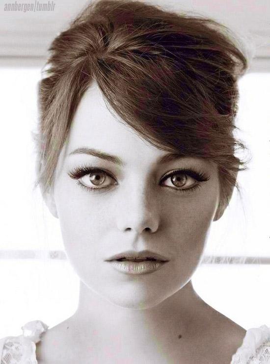 Emma Stone - Nét gợi cảm đằng sau vẻ trong sáng 17