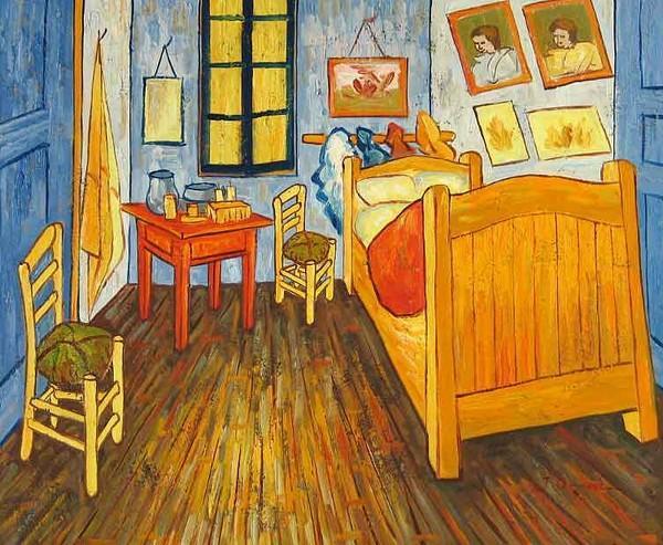 Chuyện đời Van Gogh qua những kiệt tác hội họa 5