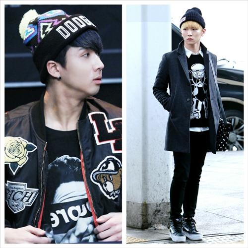 4 kiểu mũ mùa đông được lòng sao Hàn