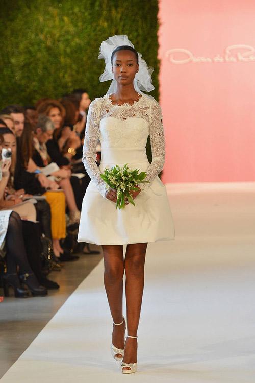 11 mẫu váy cưới thanh lịch khó lỗi mốt - 11