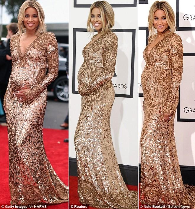 10 bộ đầm sexy nhất lễ trao giải Grammy