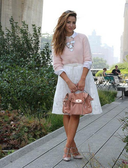 Học cách mix đồ đẹp như blogger Tamara