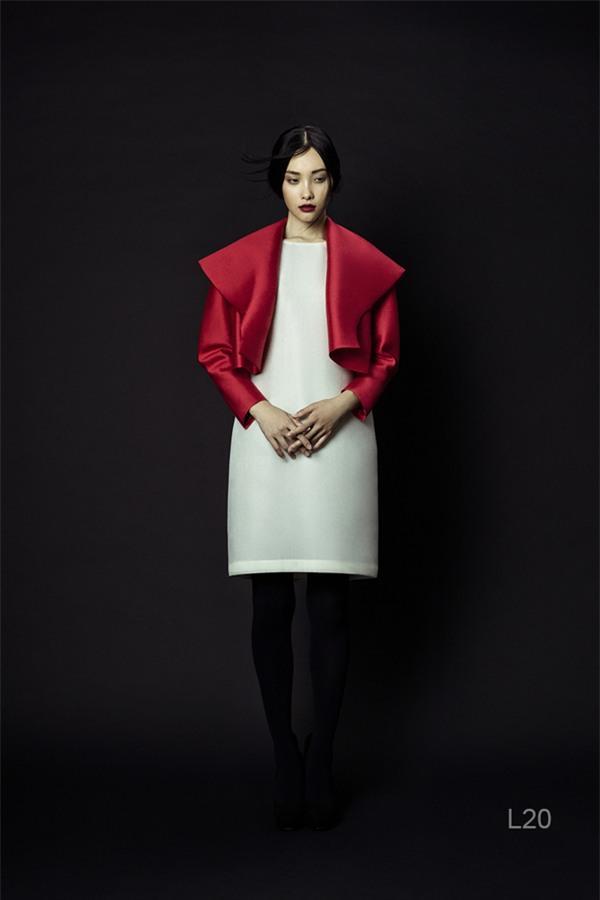 Áo khoác màu nổi làm ấm mùa Noel 2013 11