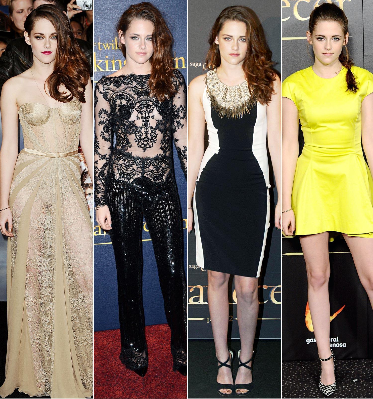 Các ngôi sao biểu tượng cho thời trang mùa hè 2013