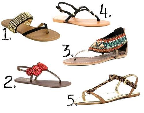 Sandal cho mùa đi biển - 9