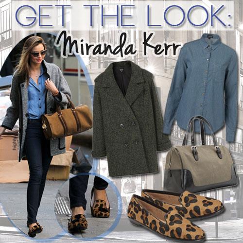 Chọn áo khoác mùa đông chuẩn như Miranda Kerr - 20