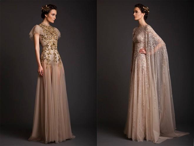 5 xu hướng váy cưới đẹp nổi bật nhất năm 2015