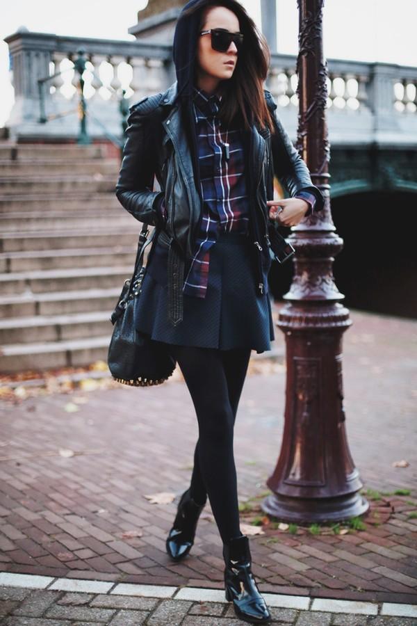 Street style ấm áp và cá tính của châu Âu ngày đầu đông 5
