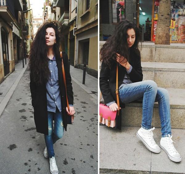 Street style mùa xuân