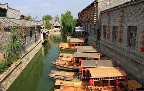 Ghé 5 cổ trấn đẹp nhất Trung Hoa 2