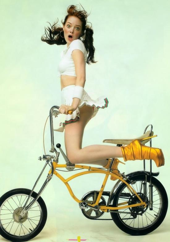 Emma Stone - Nét gợi cảm đằng sau vẻ trong sáng 27