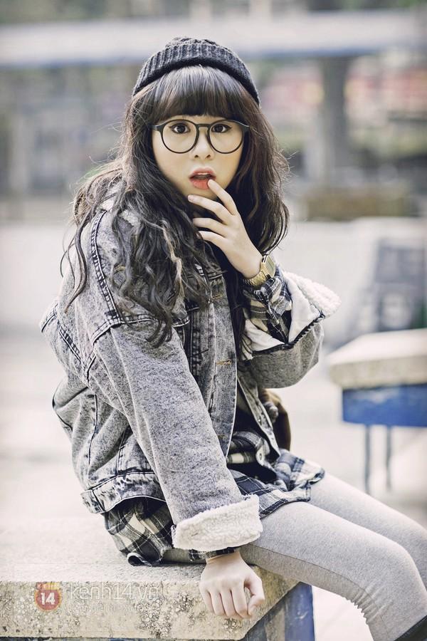 Ấm áp và phong cách với jacket trẻ trung 16