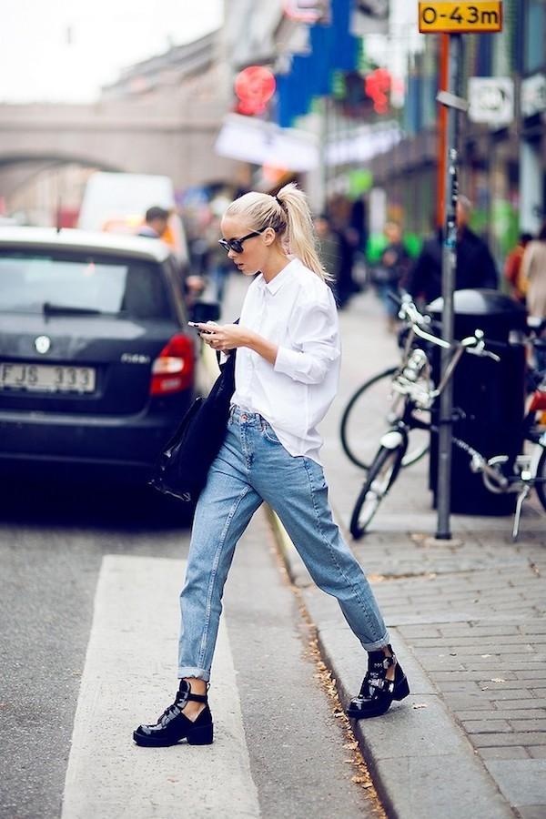 Giới trẻ thế giới mặc chất với item menswear và bigsized 8