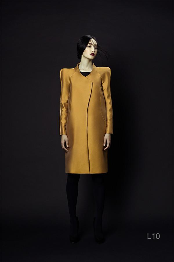 Áo khoác màu nổi làm ấm mùa Noel 2013 6