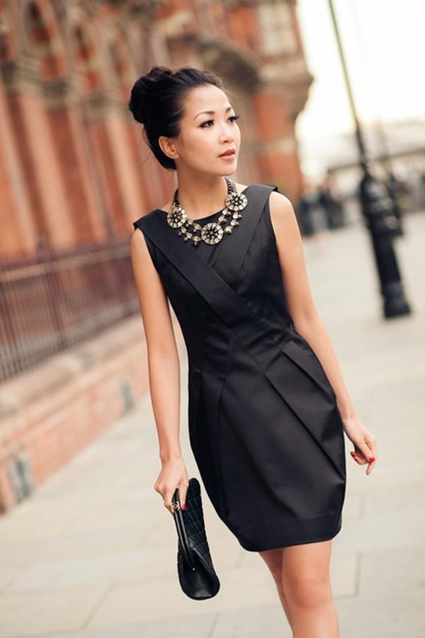 7 cách đơn giản khiến chiếc váy đen thêm bắt mắt 18