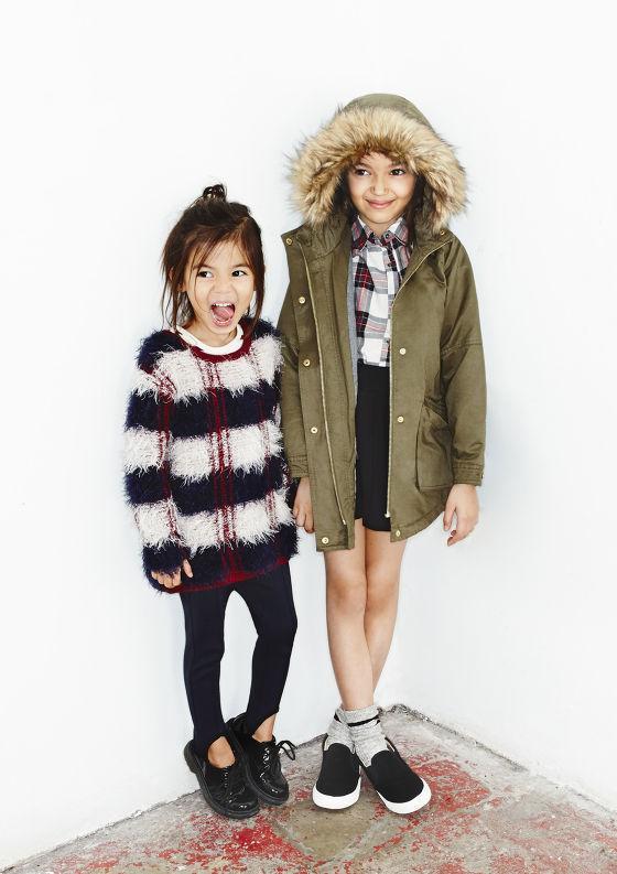 Mê mẩn ngắm lookbook mùa đông dành cho các bé yêu 16