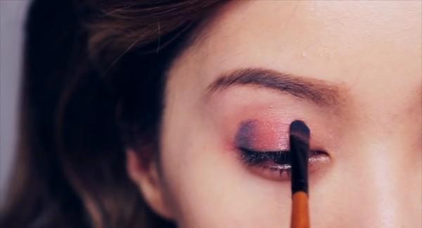 Học cách trang điểm nồng nàn, quyến rũ với tone màu ombre 9