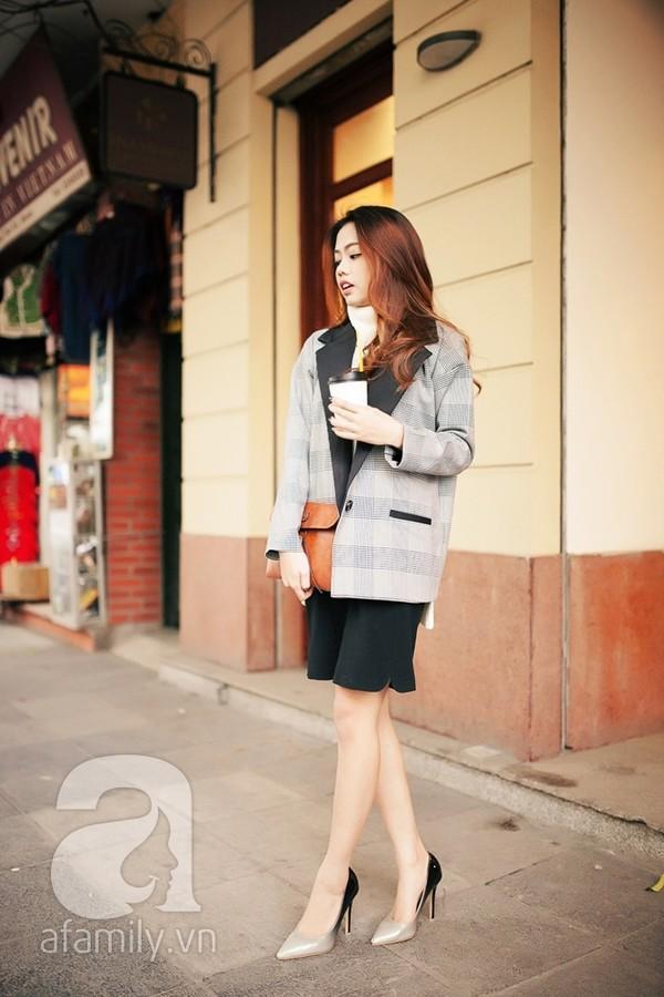 Biến hóa cho cả tuần làm việc với váy đen ngắn (LBD) quyến rũ 11