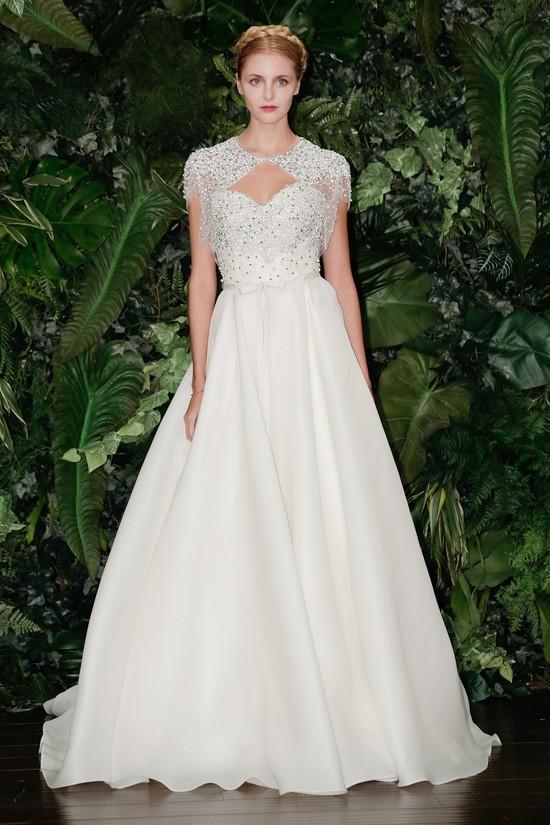 6 xu hướng thời trang cưới hot nhất 2014