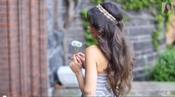 Hướng dẫn cách làm 3 kiểu tóc đẹp nhẹ nhàng cho ngày 8/3