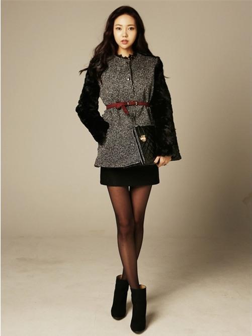 Kết hợp áo khoác vừa ấm, vừa sang cho phái đẹp công sở 17
