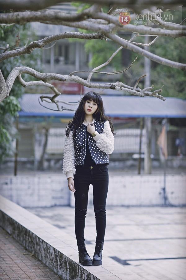 Ấm áp và phong cách với jacket trẻ trung 15