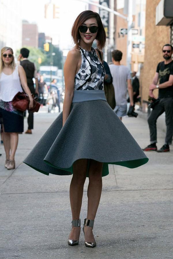 10 chiếc chân váy hè quen thuộc của phái đẹp 2