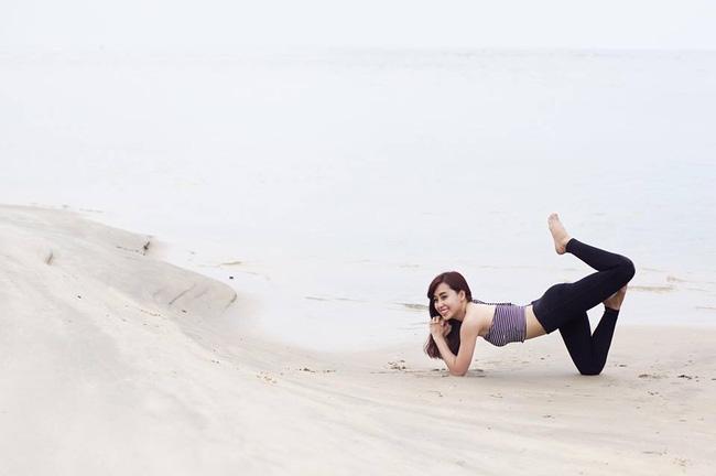 Tập Yoga tại tất cả mọi nơi mình đi qua - cô gái người Việt này đang truyền cảm hứng cho rất nhiều người! - Ảnh 25.
