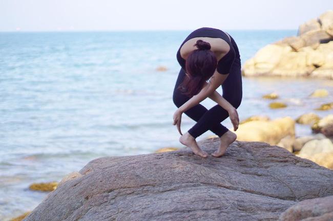 Tập Yoga tại tất cả mọi nơi mình đi qua - cô gái người Việt này đang truyền cảm hứng cho rất nhiều người! - Ảnh 21.