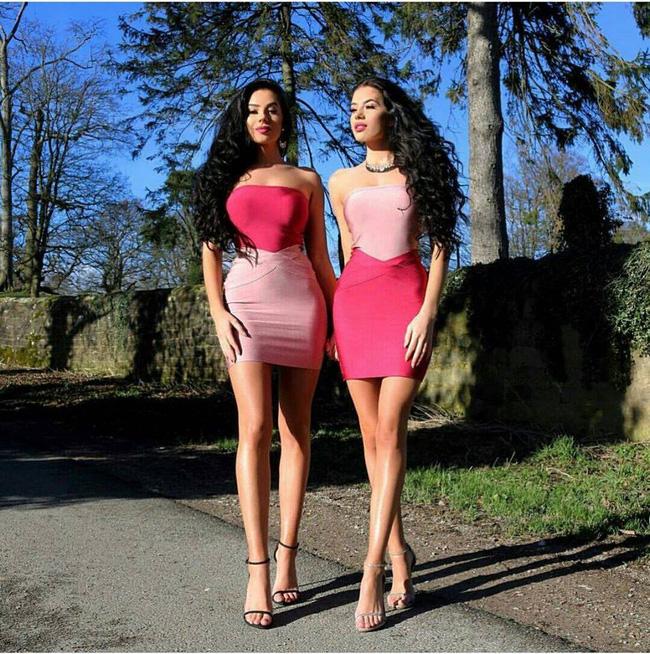 Cuộc sống hoàn hảo không tì vết của cặp chị em sinh đôi sexy nhất mạng xã hội - Ảnh 6.