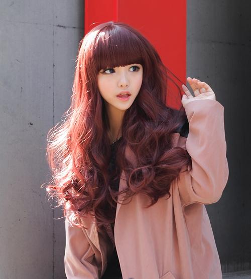 Những màu tóc nhuộm giúp sáng da