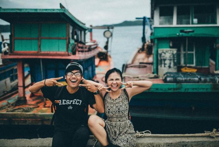 """2 năm yêu xa Việt – Mỹ, chàng """"soái ca"""" từ bỏ trời Tây vì lời hứa trở về"""