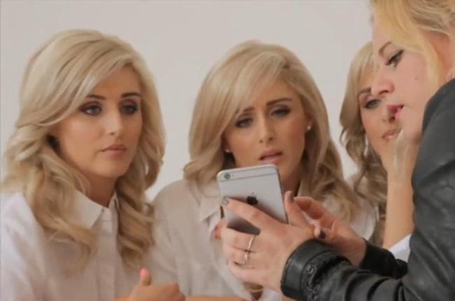 Đây là những cô nàng sinh 3 xinh đẹp, quyến rũ và giống nhau nhất thế giới - Ảnh 10.