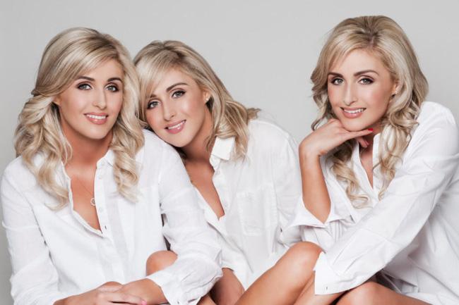 Đây là những cô nàng sinh 3 xinh đẹp, quyến rũ và giống nhau nhất thế giới - Ảnh 13.