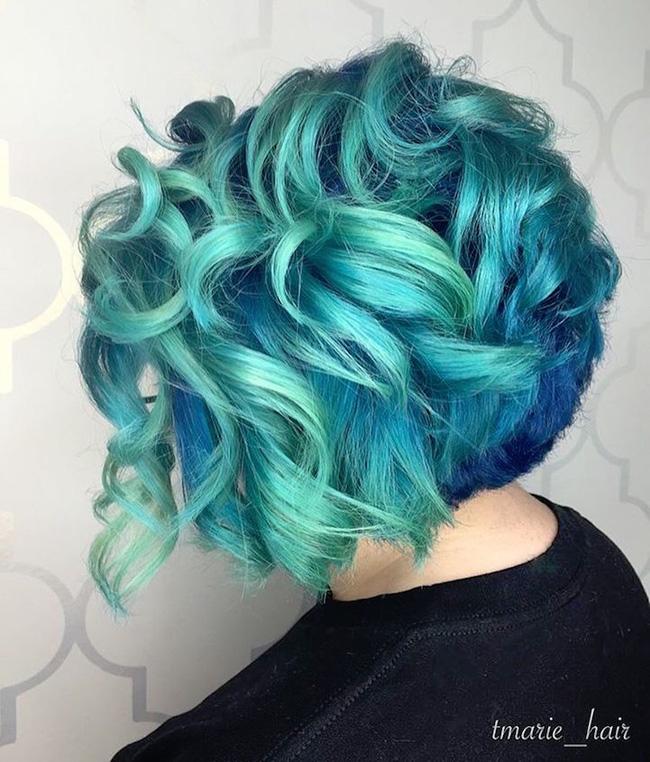 Dù bị bố mẹ mắng nhưng vẫn phải công nhận tóc nhuộm kiểu nàng tiên cá đẹp quá - Ảnh 5.