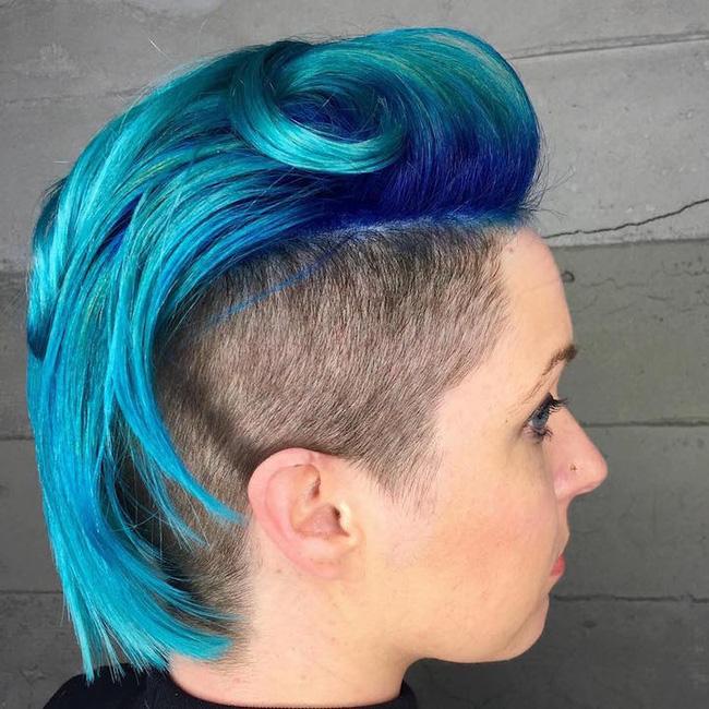 Dù bị bố mẹ mắng nhưng vẫn phải công nhận tóc nhuộm kiểu nàng tiên cá đẹp quá - Ảnh 13.