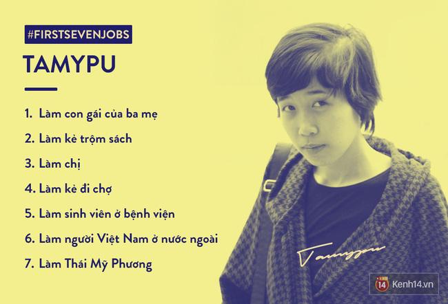 Để thành công như hiện tại, những người Việt trẻ đã từng làm những công việc như thế nào?