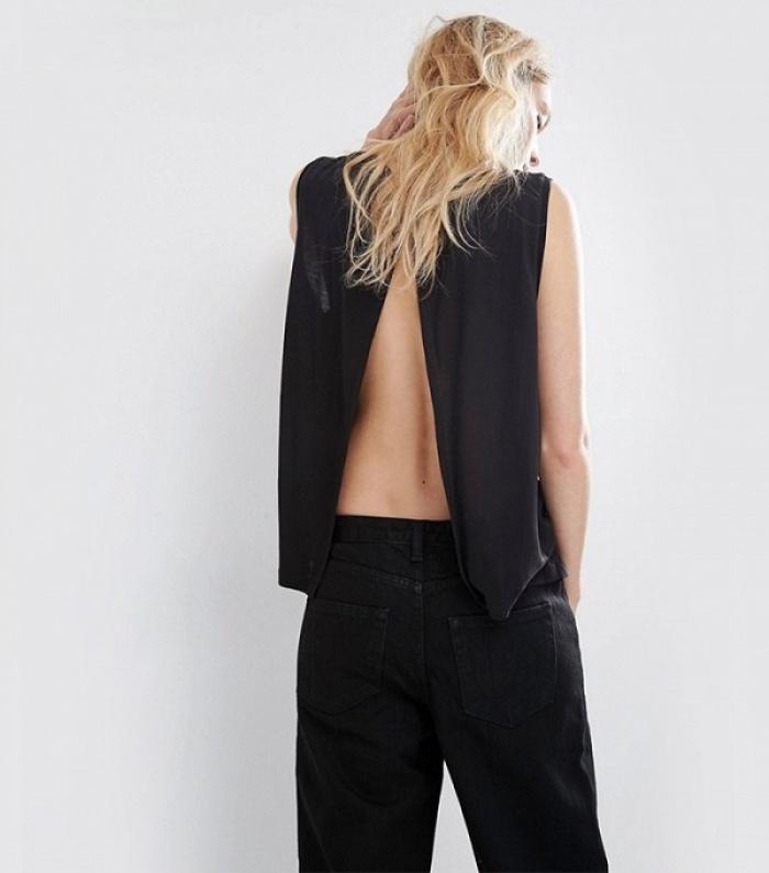 thiết kế trần lưng