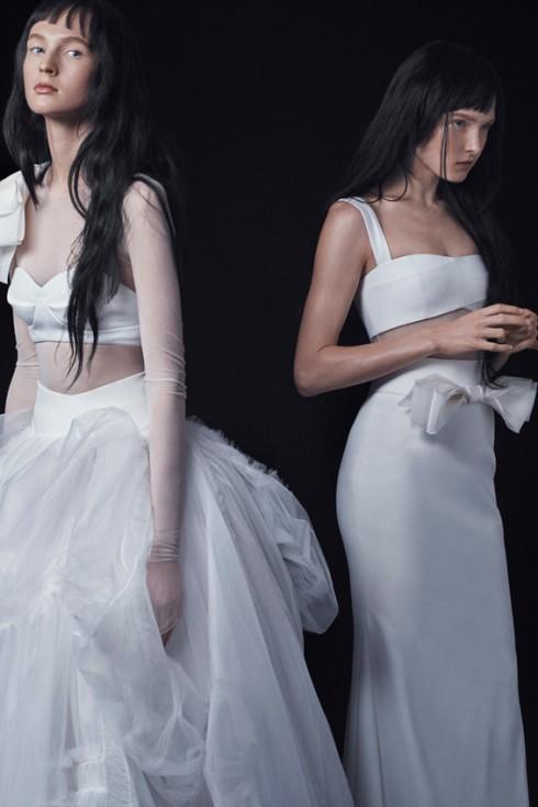 Vera Wang & Những chiếc váy bước ra từ cổ tích