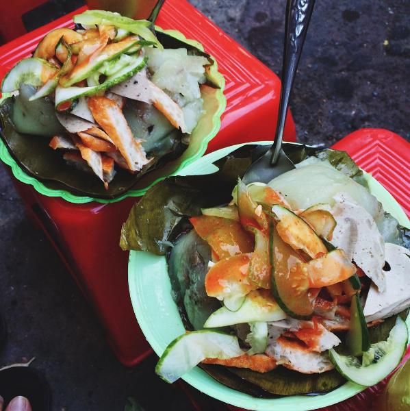 Ăn bánh giò ở Hà Nội, phải đến đúng 6 quán này mới ngon! - Ảnh 4.