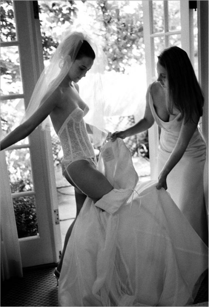chọn nội y cho váy cưới
