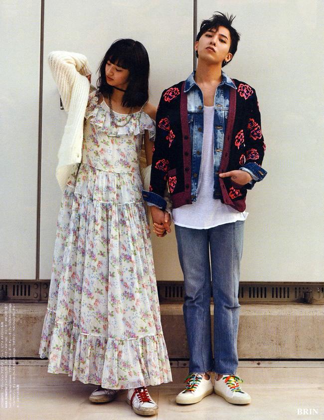 Danh tính và nhan sắc cực xinh của nàng mẫu Nhật đang quá hot vì nghi hẹn hò với G-Dragon (Big Bang) - Ảnh 19.