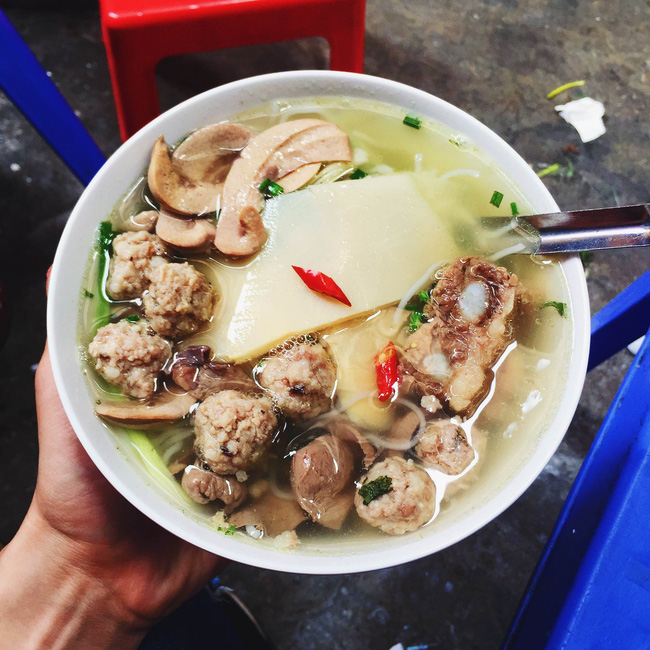 Với 500k bạn ăn vặt được những gì ở Sài Gòn và Hà Nội đây? - Ảnh 35.